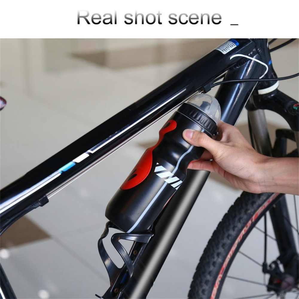 DUUTI 650ML 휴대용 스포츠 물병 캠핑 사이클링 자전거 플라스틱 플라스크 야외 자전거 주전자 투어 승마 액세서리