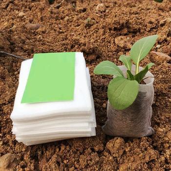 100 Pcs/Lot Biodegradable Seed Nursery Bags