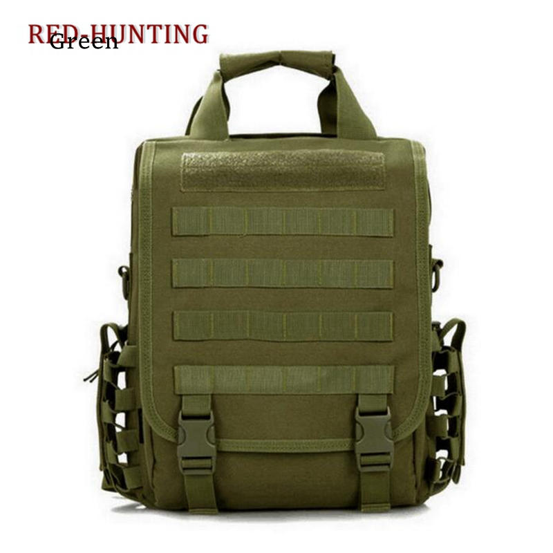 Outdoor 10 Inches Nylon Waterproof Shoulder Bag Cross Body Bag Belt Sling Messenger Bags Tactical Military Camouflage Handbag Warm And Windproof Sports & Entertainment