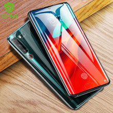 CHYI 3D Curved Film For Lenovo Z6 Pro 5G Screen Protector Z6 Lite Youth Full Cover Hydrogel Film With Tools Not Tempered Glass(China)