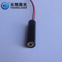 Super Small Size 8mm Diameter 10mW 532nm Green Laser Module Point Positioning Lamp Laser Emitter