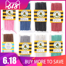 34 Yard(31 meters)/Lot 3mm Chinese Soutach Cord Multi Colors Nylon Rope Snake Belly Cords for DIY Jewelry Making Findings F1991