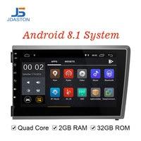 JDASTON Android 8,1 автомобильный мультимедийный плеер для VOLVO S60 V70 XC70 2000 2001 2002 2004 2003 2 Дин радио gps навигации Аудио