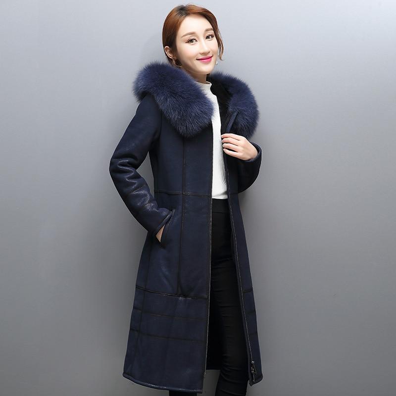 Popular Leather Coat Fur Trim-Buy Cheap Leather Coat Fur Trim lots ...