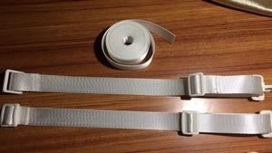 Image 3 - SICODA Cinta adhesiva reforzada de nailon resistente, 10 yardas, 38mm de ancho, cinta de espiguilla de nailon de 1,0mm de grosor, bolso de mano con equipaje y cinturón