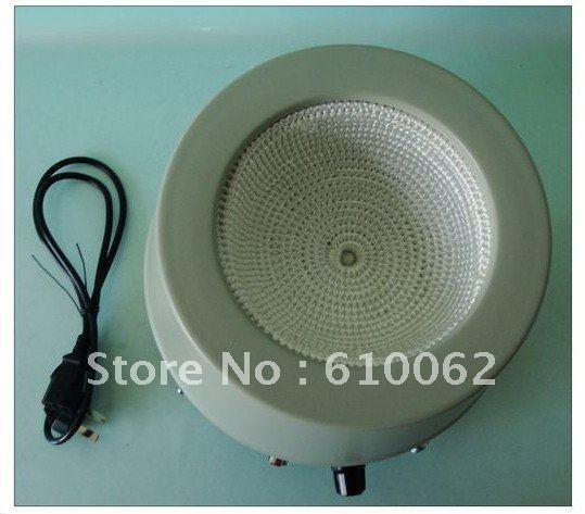 1000 ml (1 l) regulación de temperatura eléctrica de laboratorio y mantel de calefacción ajustable a temperatura, ¡envío gratis!