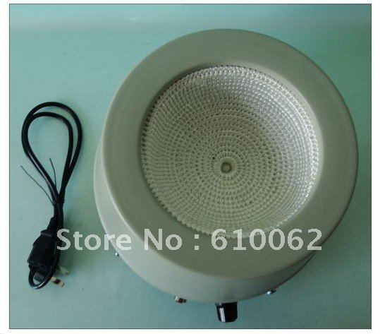 1000mL (1L) Laboratory Electric Temperature Regulation & Temp Adjustable Heating Mantle, Free Shipping!