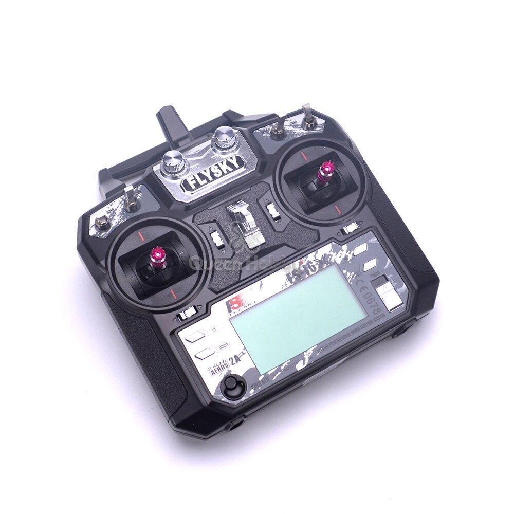 2.4 GHz Flysky FS i6X FS I6X 10CH RC Trasmettitore Con i BUS IA6B X6B A8S IA10B Ricevitore Per RC modalità di Quadcopter Multicopter 2-in Componenti e accessori da Giocattoli e hobby su  Gruppo 2