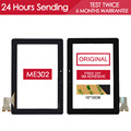 ORIGINAL Tested Sensor Tablet PC Touchscreen For Asus memo pad fhd 10 me302c Touch Screen Glass Panel Parts Free Adhesive