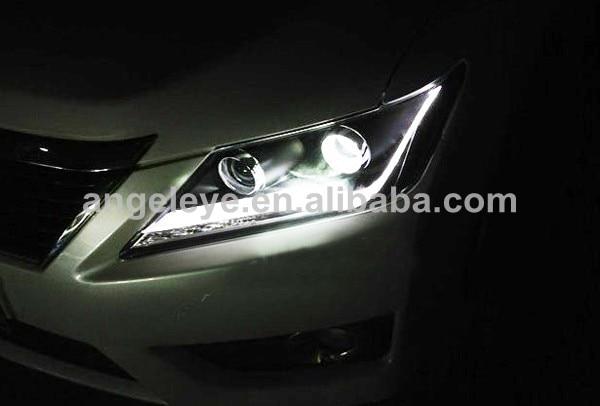Стиль A8 для TOYOTA Camry Aurion LED Стрічковий - Автомобільні фари - фото 4