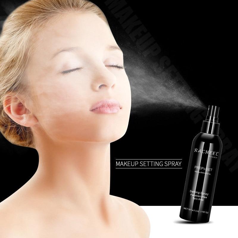 2017 Makeup Setting Spray Long Lasting Fix Matte Finish Lightweight Quick-drying Mist Lock In Makeup Soft Fresh Hot Sale D1(China)