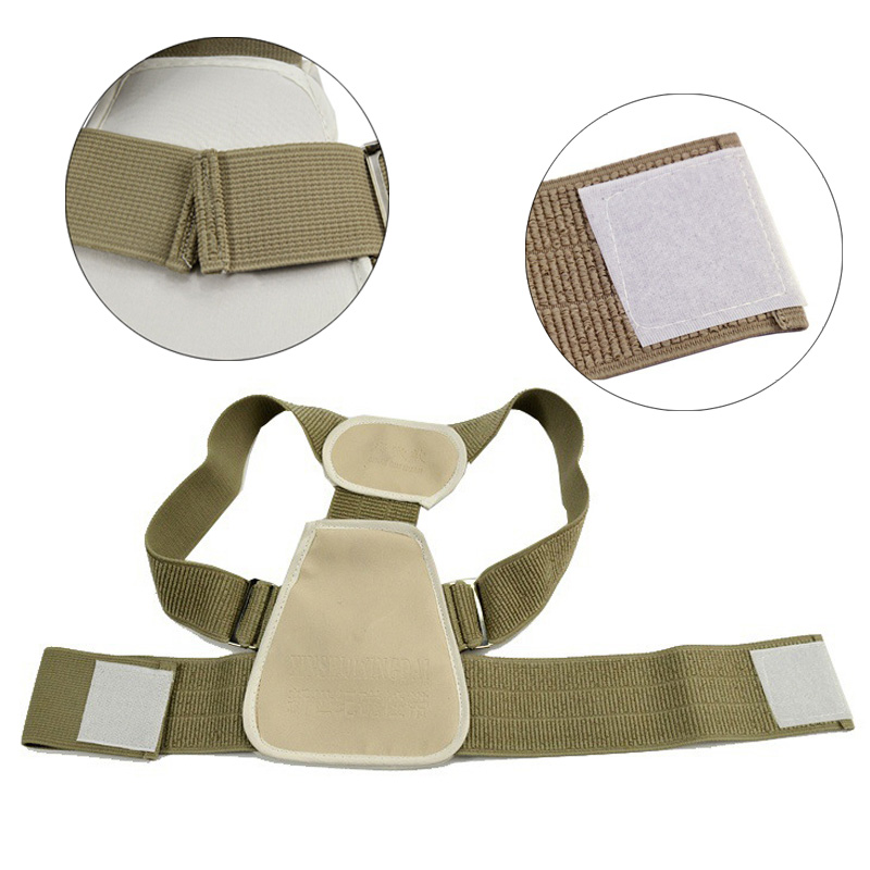 Genkent Posture Corrector Back Brace- Posture & Spine Corrector for Children, Teenagers & Young Adults 4