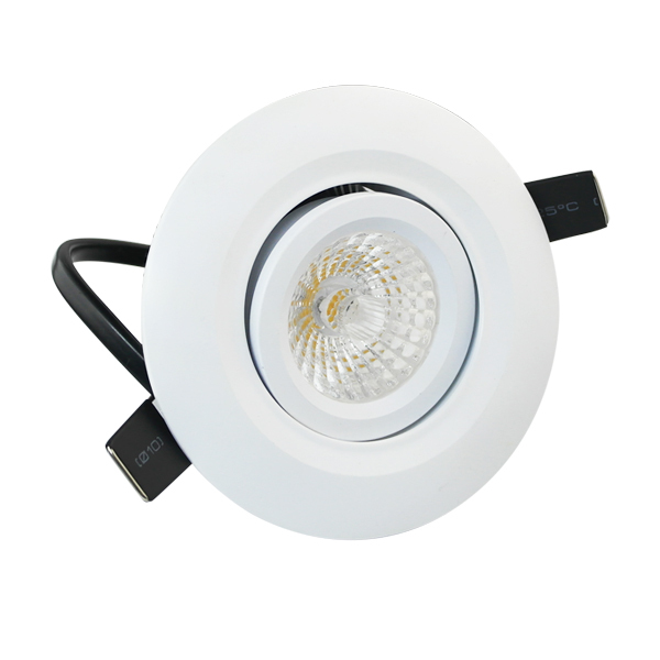 recessed led downlight 10w products. round small tilt light led adjustable recessed downlight 3w 5w 7w 10w 12w 15w cut hole led 10w products