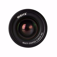 Meike MK-EM-25-0.95 Super Large Aperture Manual Focus lens APS-C For Canon EF-M