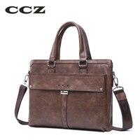 CCZ 2017 New Arrival Mens Handbag Crossbody Bag For Men Business Briefcase Male Shoulder Bag 14