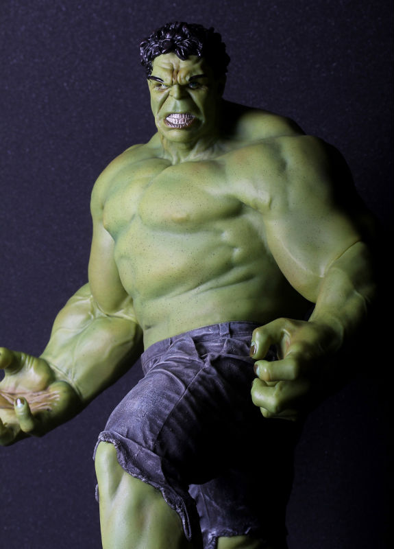 Avengers Figure Hulk / The Green Scar Big Size Super Cool 24 PVC Toys Free Shipping free shipping super big size 12 super mario with star action figure display collection model toy
