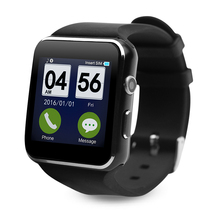 X6 bluetooth smartwatch invictas relogios reloj inteligente smart watch llamada sim gsm tf cámara para apple iphone huawei xiaomi teléfonos android