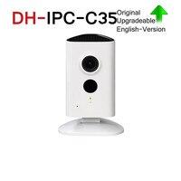 DH IPC C35 orijinal 3MP C serisi Wi Fi ağ IP kamera geniş açılı görüş mikro SD kart yerel saklama gece görüş WiFi|Gözetim Kameraları|   -