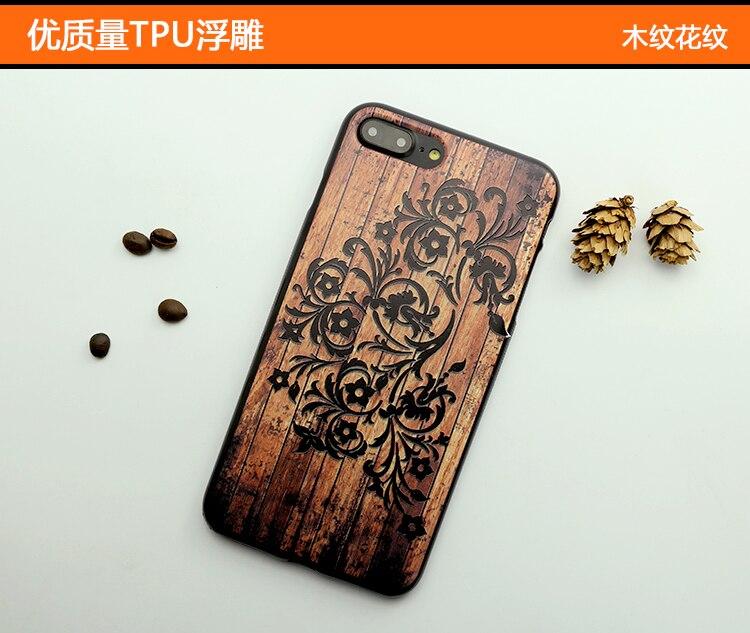 Νέα στυλ ξύλου Relief σειρά τηλεφώνου - Ανταλλακτικά και αξεσουάρ κινητών τηλεφώνων - Φωτογραφία 2