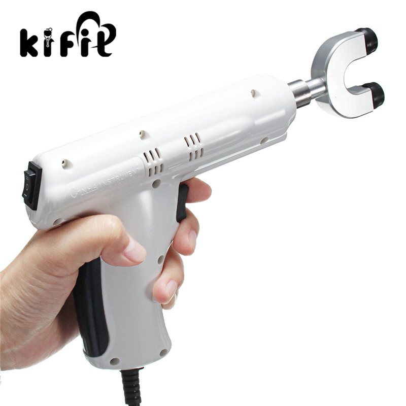 KIFIT Professional Electric Chiropractic Adjusting Tool Therapy Spine Activator Correction Massager Health Care Tools
