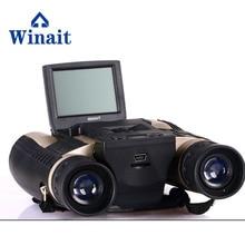 "Sale Winait  full hd 1080p digital telescope camera with 2.0"" TFT display and max 12mp digital binocular video camera free shipping"