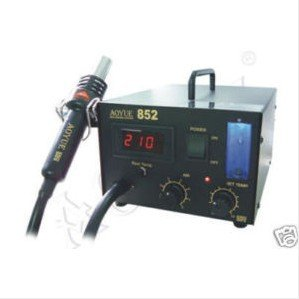 110V soldering station Same work day ship out AOYUE 852 Rework Station Repairing System hot air цена