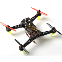 Free Shipping Global Eagle X3 250 FPV Quadcopter DIY Kits combo Set (Frame parts & electronic components)
