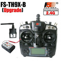 FlySky 2.4G 9CH transmitter FS FS-TH9X TH9X TX & RX FS-R8B receiver for rc helicopter remote control quadcopter DIY QAV250