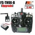 Flysky fs-th9x 2.4g 9ch fs th9x tx y rx fs-r8b receptor para rc helicóptero de control remoto quadcopter diy qav250