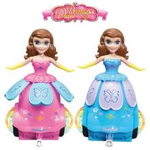 Танец куклы Baby Alive как настоящая Boneca Одежда для новорожденных «lifelike» Настоящая девушка Кукла Reborn Модель игрушечные лошадки для детей на день рождения