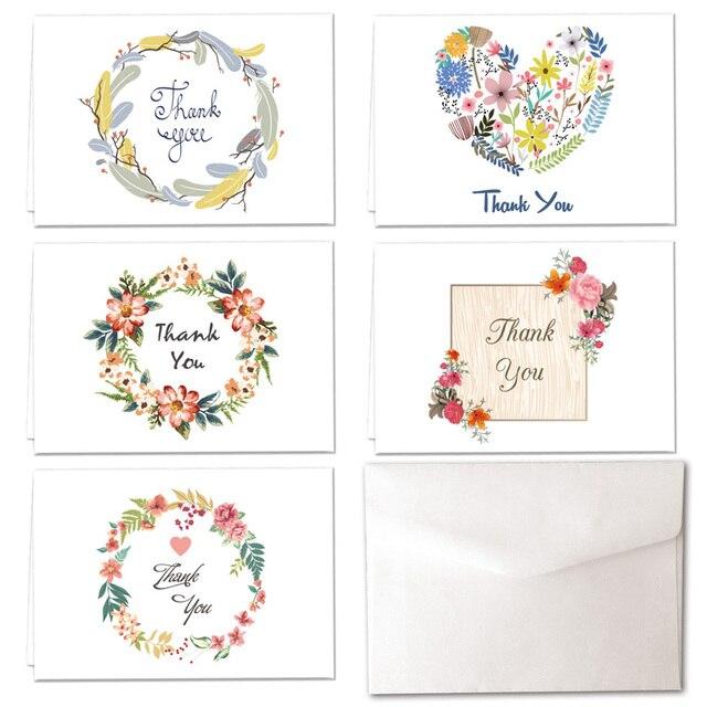 Danke Karten 5 Kranz Designs für Glück Liebe valentinstag ...