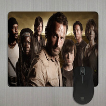 The Walking Dead Anti-Slip Mouse Pad