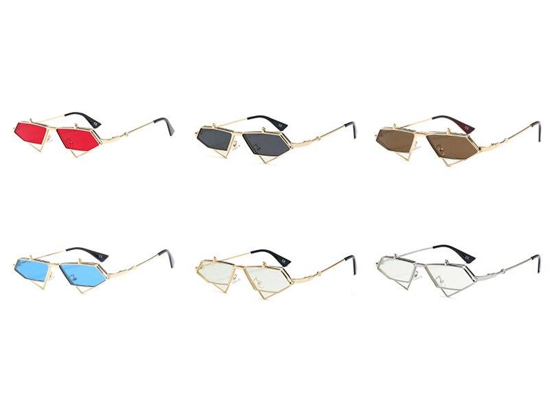 flip up sunglasses men punk style detail (3)