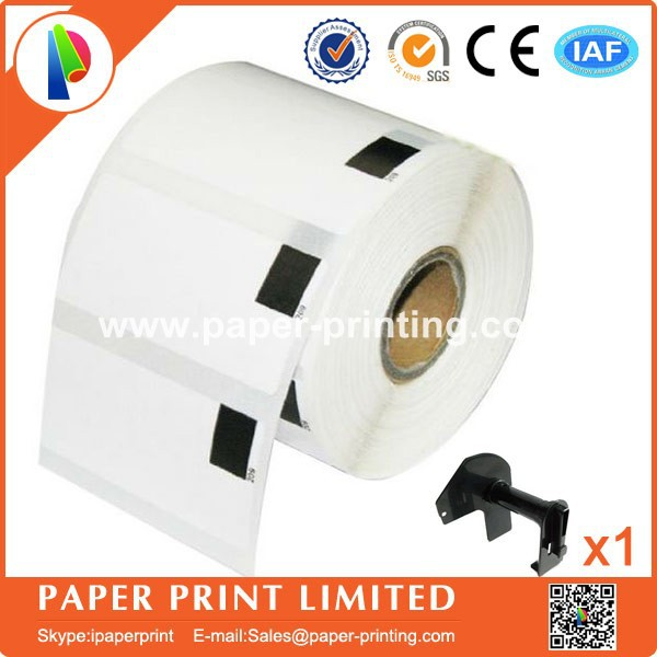 TZ 125 tape white//clear for BROTHER P-TOUCH label printers 1-36x 9mm TZE 125