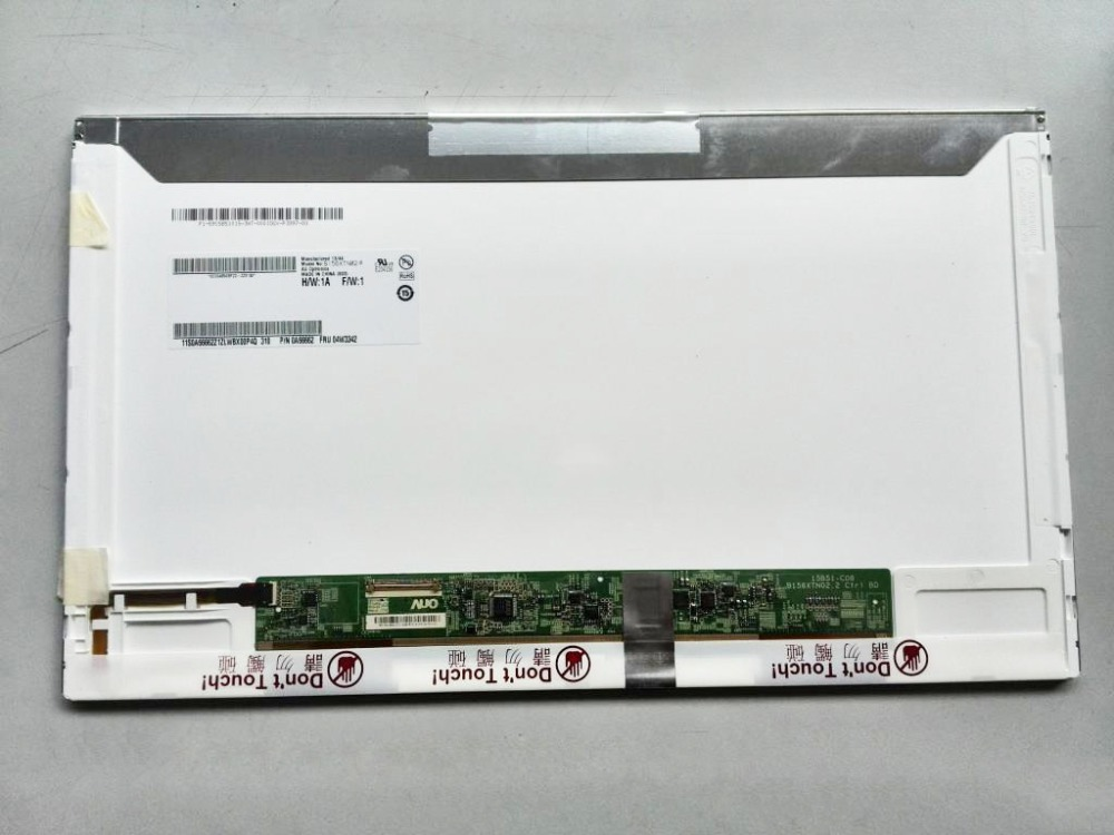 LTN156AT24-L01 For Lenovo B590 LED Display Matrix for Laptop 15.6 40Pin 1366X768 Glossy Replacement LCD Screen for lenovo g500 screen replacement matrix for laptop 15 6 lcd led display 1366x768 40pin panel monitor