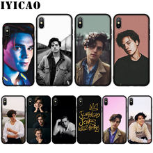IYICAO American TV Riverdale Jughead Jones Silicone Soft Case for iPhone XR X XS Max 8 7 6 6S Plus 5 5S SE Cover(China)