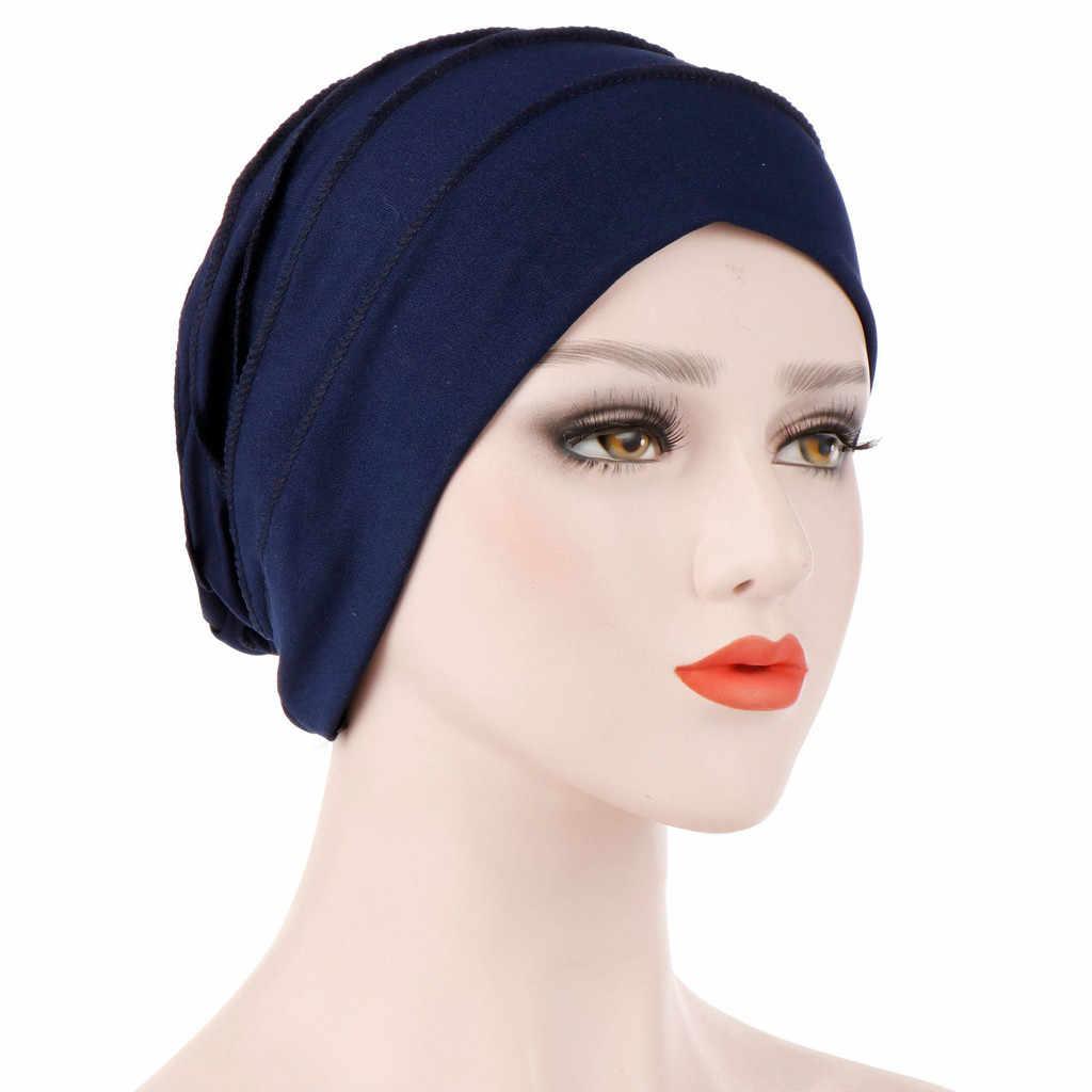 d6db9ab0791 2019 Windproof Sports Caps Women Running Caps Hats Winter Hood Warm Beanies  Striped Skullies Scarf Hat