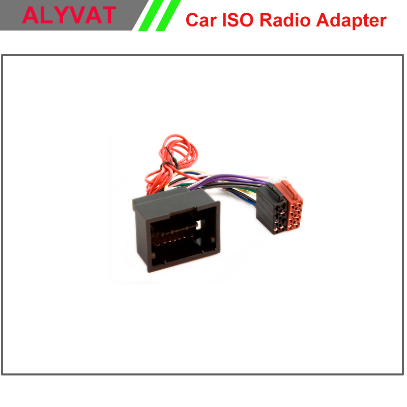 car iso stereo adapter connector for chevrolet cruze opel. Black Bedroom Furniture Sets. Home Design Ideas