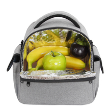 Lunch Picnic Box Creative Multifunction Lunch Bag Isothermal Thermal Bag Insulation Package Japanese Lunch Box Bag цена