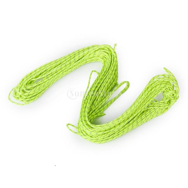 1.8MM Green Reflective Guyline Tent Rope Guy Line C&ing Cord Paracord  sc 1 st  AliExpress.com & 1.8MM Green Reflective Guyline Tent Rope Guy Line Camping Cord ...