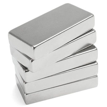 где купить 50x25x10mm Super Strong N52 Rare Earth Neodymium NdFeb Cuboid Magnet Block Bar дешево