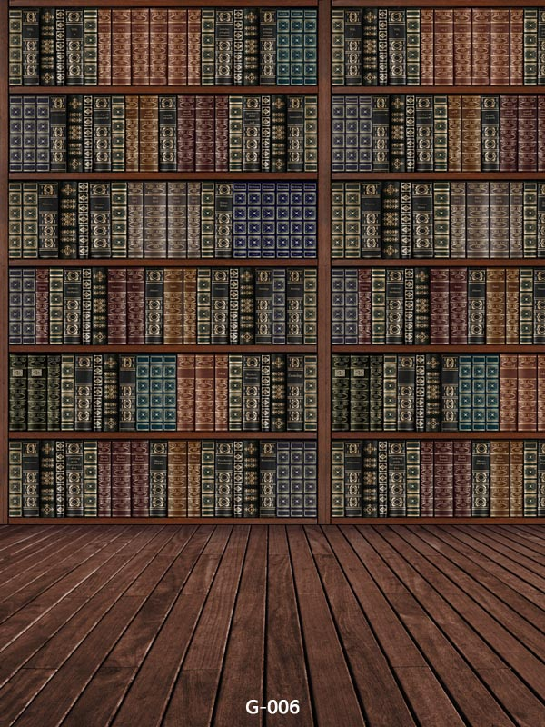 Us 8 85 41 Off Vinyl Photography Backdrops Library Bookshelf Student Graduation Season Backdrop Background Kids Photographic Background G 006 In