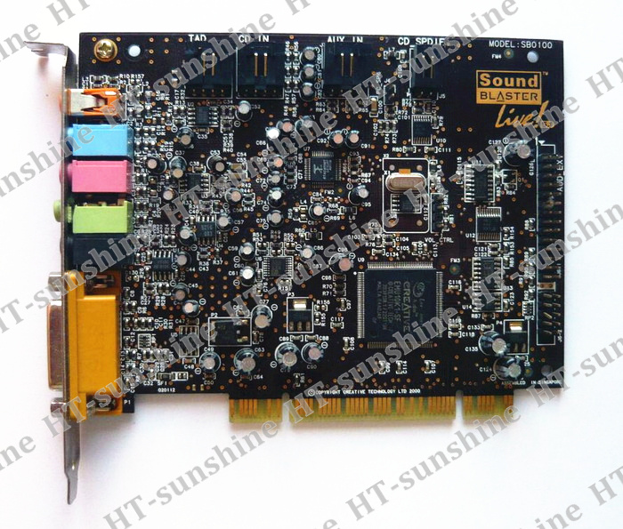 CREATIVE LABS SB0100 DRIVERS FOR PC