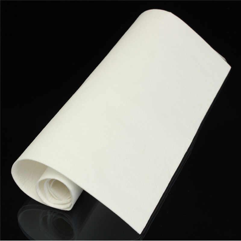KiWarm 12x24 cal z włókna ceramicznego Folia termoizolacyjna tkaniny na piec na drewno lub wkładek szeroki zakres temperatury odporność na korozję