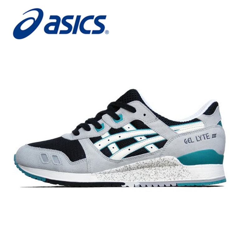 newest bf616 e2136 US $78.0 |2018 Asics Gel Lyte III H424N 9001 36 44 men's Running Shoes  Sneakers ASICS Sports Shoes H425N 1016 free shipping-in Running Shoes from  ...