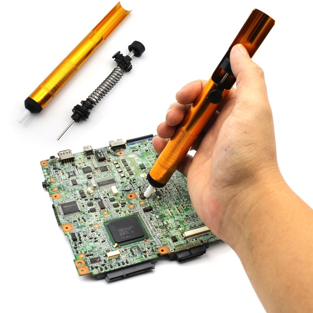 Spina ue 220v 60w kit per saldatore elettrico a temperatura - Attrezzatura per saldare - Fotografia 5
