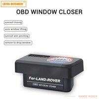 OBD janela 2 levantamento fit descoberta e Evoque land rover e Range Rover que é Inteligente Sistema de Segurança acessórios do carro