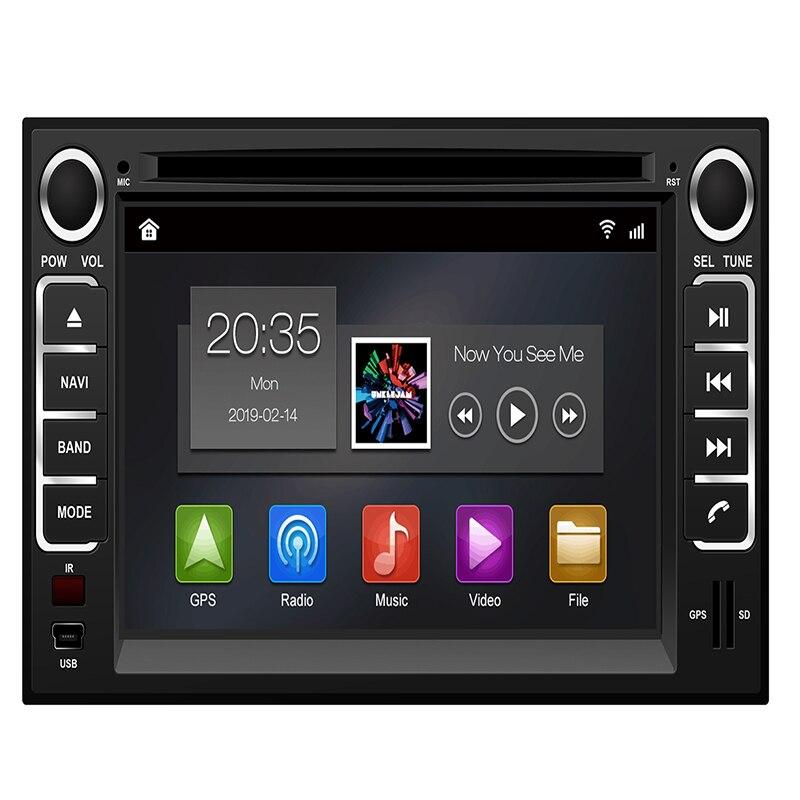 DVD de voiture Android 9.0 pour Kia carnaval 2006-2011 & Ceed 2006-2009 & Cerato 2003-2006 & Carens 2006-2011 & Optima 2005-2010 Sorento