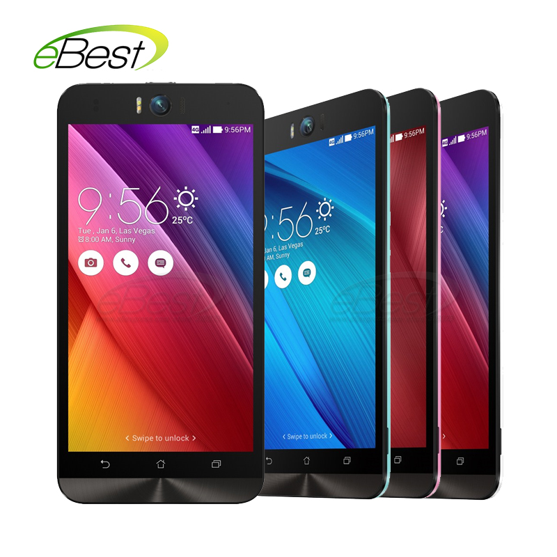 Asus Zenfone Selfie 5 5 ZD551KL 4G lte cell phone Dual 13MP camera for Qualcomm Snapdragon