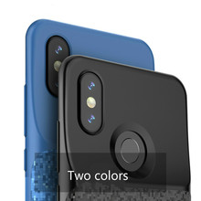4700mAh Back Clip Battery Phone case Charger For Redmi Note 7pro Supply Battery Shell Bank Power Cases For Redmi Note7